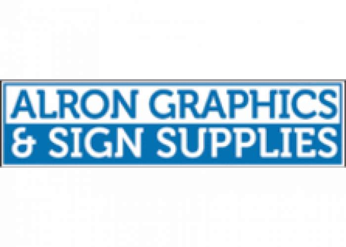 Alron Graphics & Sign Supplies logo