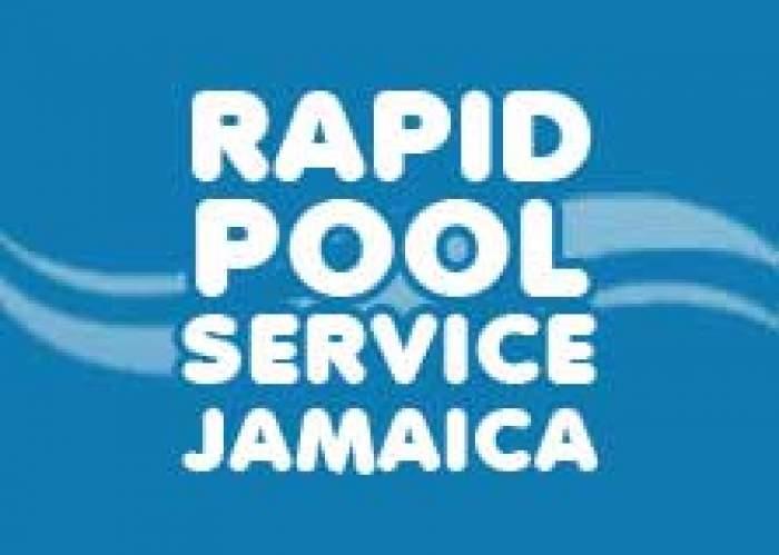Rapid Pool Service Jamaica logo