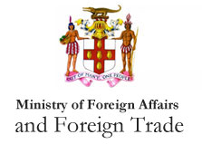 Ministry of Foreign Affairs and Foreign Trade logo