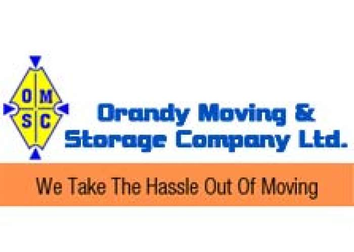 Orandy Moving & Storage Co Ltd logo