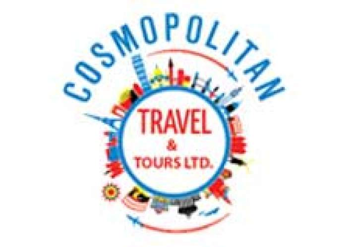 Cosmopolitan Travel & Tours Ltd logo