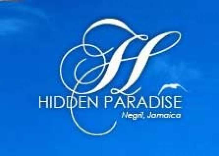 Hidden Paradise Resort logo
