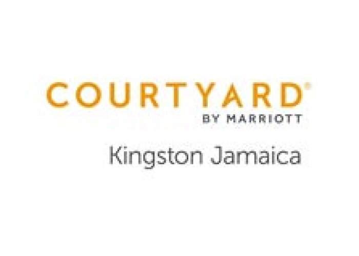 Courtyard by Marriott Kingston Jamaica logo