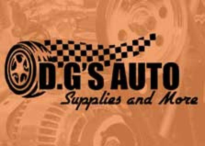 DG'S Auto Supplies & More logo