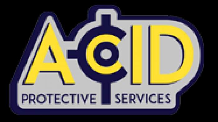 Acid Security Services Ltd logo