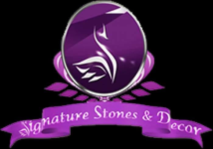 Signature Stones And Decor logo