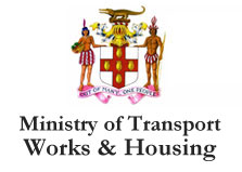 Ministry of Transport, Works & Housing logo