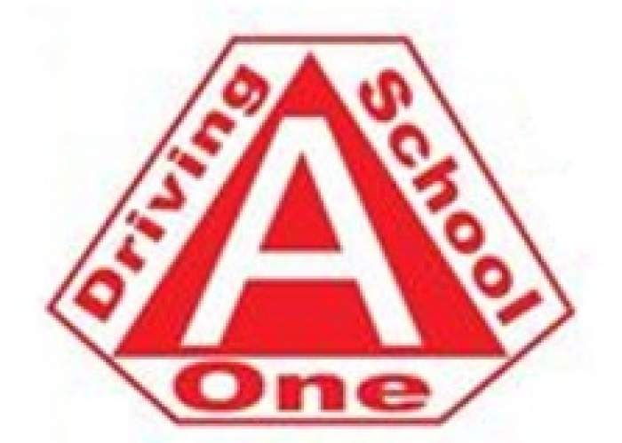 A-One Driving School logo