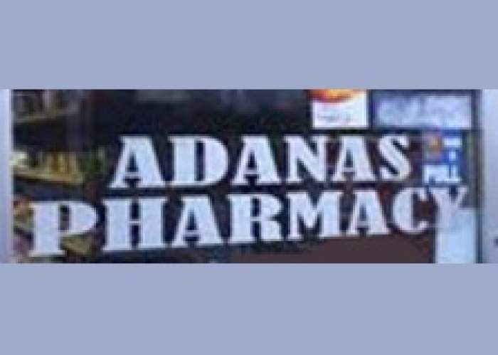 Adanas Pharmacy logo
