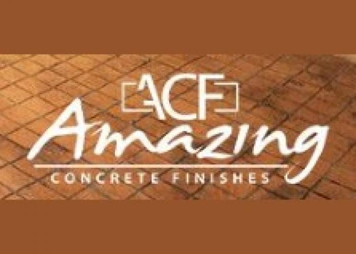 Amazing Concrete Finishes Ltd logo