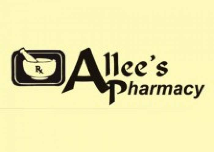 Allee's Pharmacy logo