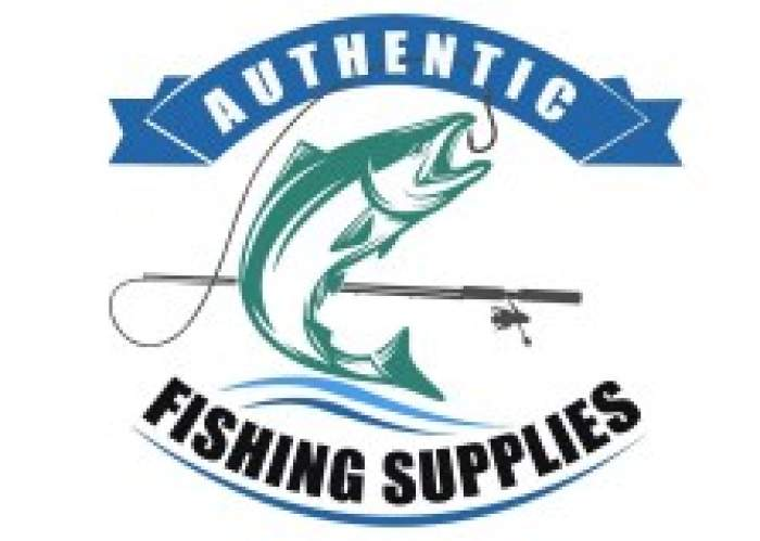 Authentic Fishing Supplies logo