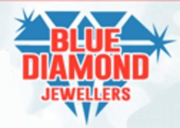 Blue Diamond Jewellers logo