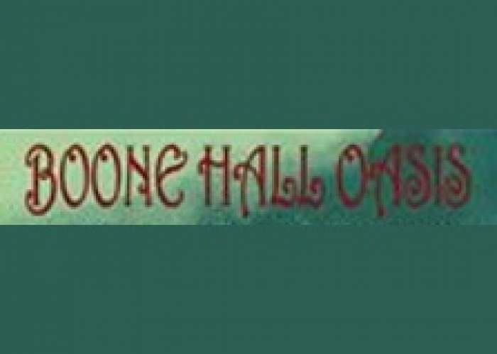 Boone Hall Oasis logo