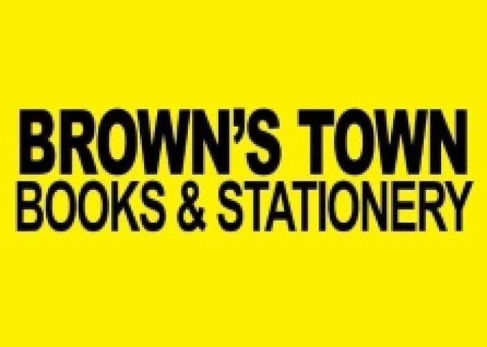 Brown's Town Books & Stationery Supplies logo