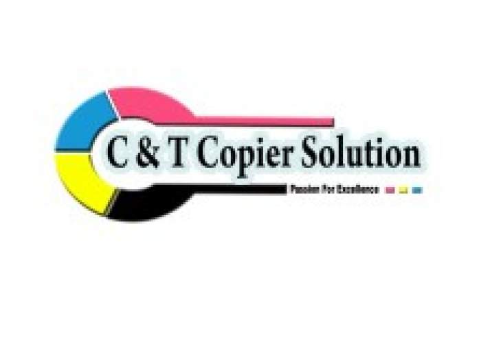 C&T Copier Solution logo