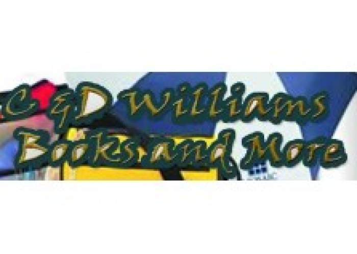 C&D Williams Books and More logo