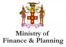 Ministry of Finance & The Public Service logo