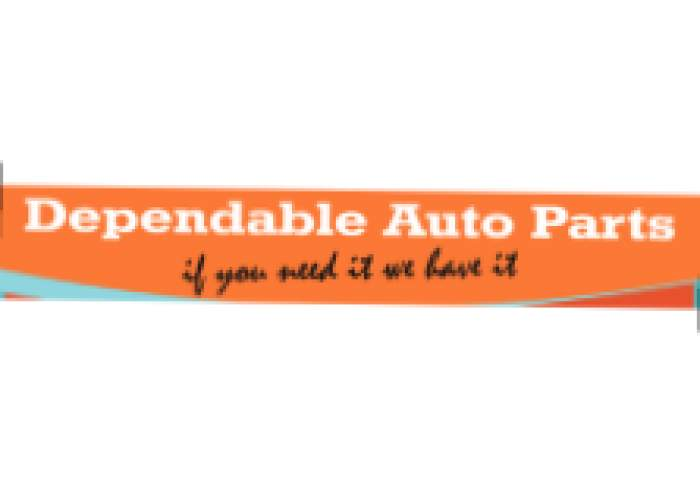 Dependable Auto Parts logo