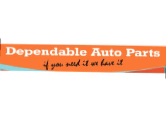 Dependable Auto Parts logo