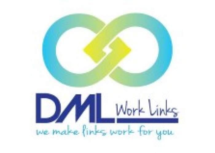 DML Work Links logo