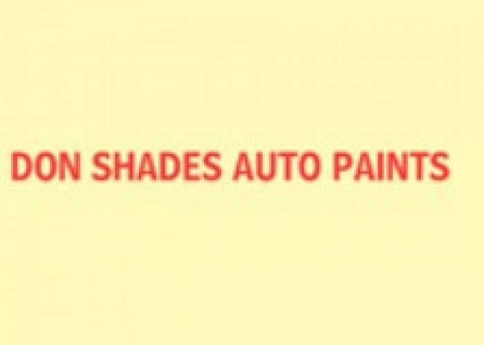 Don Shades Auto Paints logo