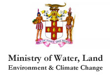 Ministry of Water, Land, Environment & Climate Change logo