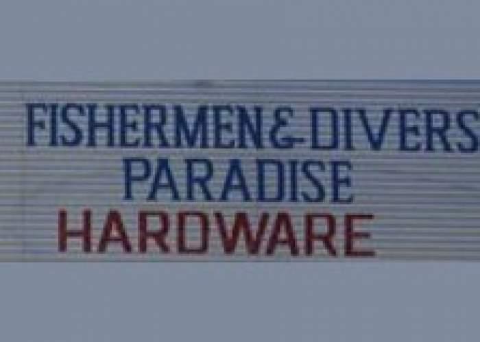 Fishermen & Divers Paradise Hardware logo