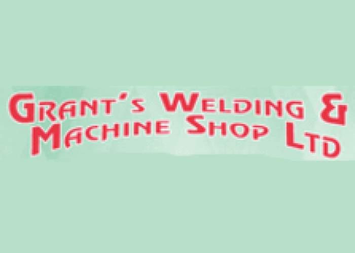 Grant's Welding & Machine Shop Ltd logo