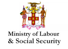 Ministry of Labour & Social Security logo