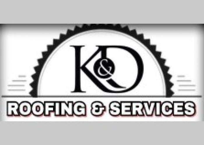 K & D Roofing and Construction logo
