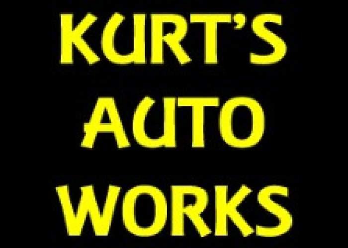 Kurt's Auto Works logo