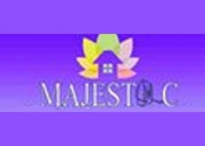 Majestic Cleaning Laundry Services logo
