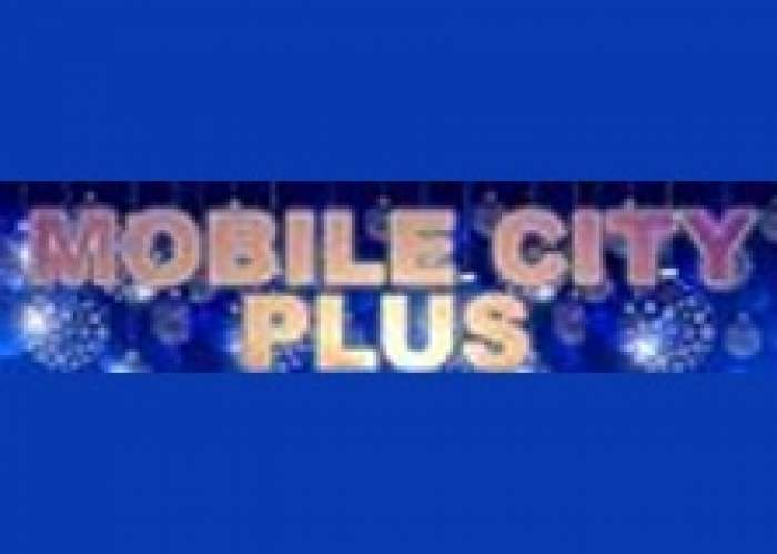 Mobile City Plus logo
