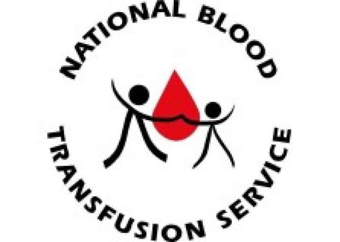 Jamaica national Blood Transfusion Service logo