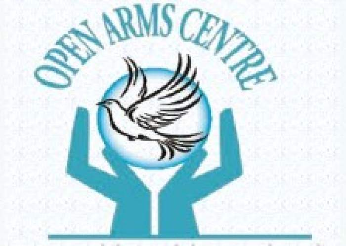 Open Arms Drop In Centre logo