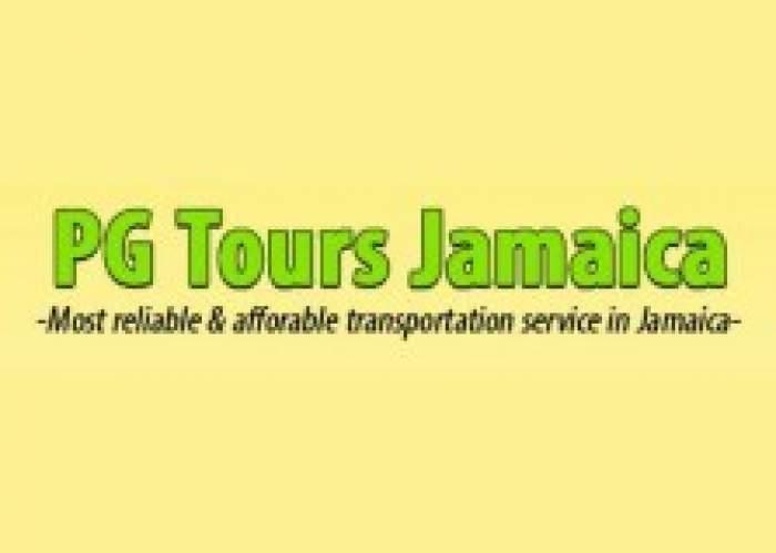 Pg Tours Jamaica logo