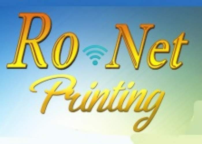 Ro-net Business Solutions logo