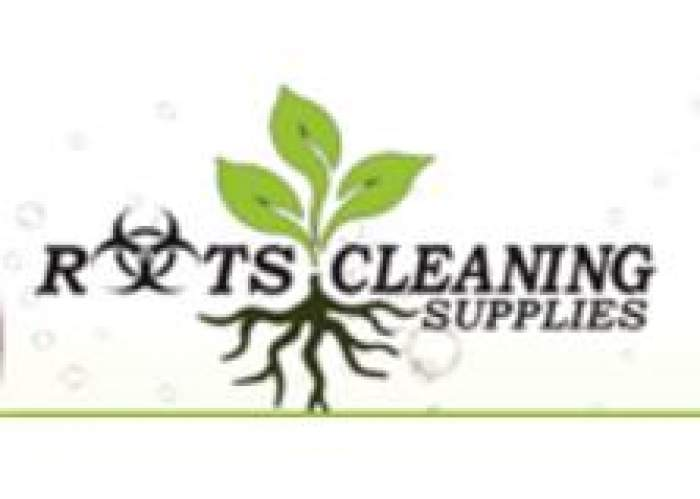Roots Cleaning Supplies logo