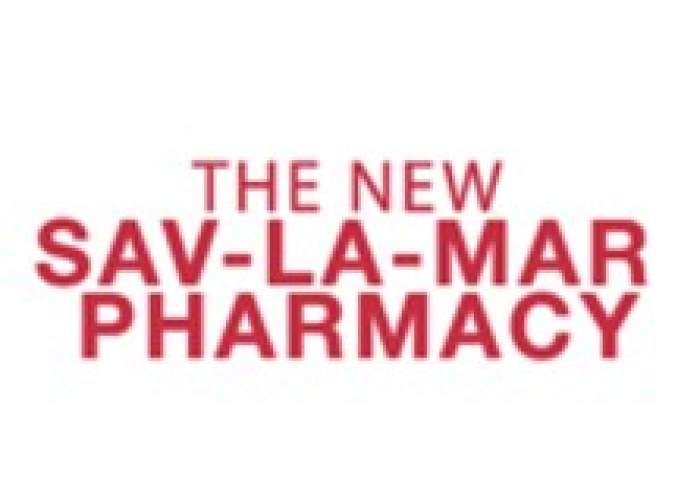 New Sav-La-Mar Pharmacy logo