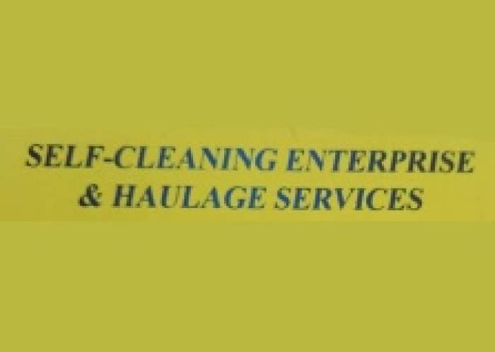 Self Cleaning Enterprise & Haulage Service logo