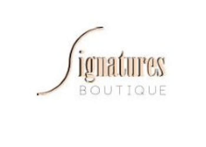 Signatures Boutique logo