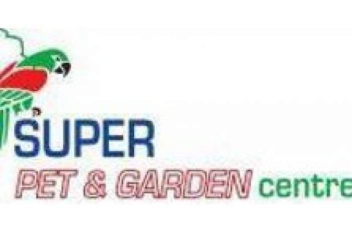 Super Pet & Garden Cen Ltd logo
