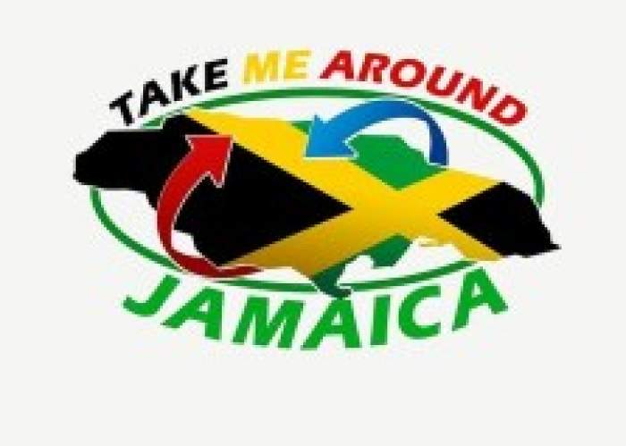 Take Me Around Jamaica logo
