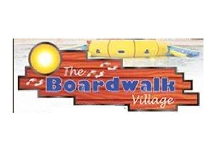 BoardWalk Village logo