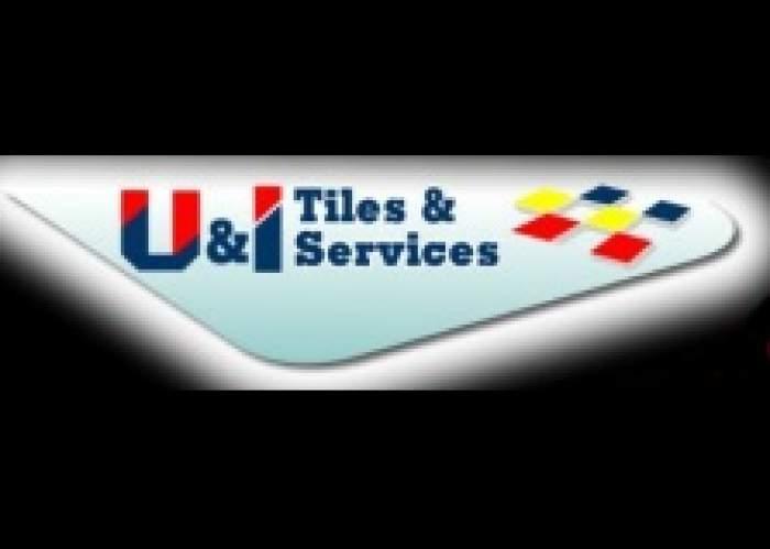 U & I Tiles & Services logo