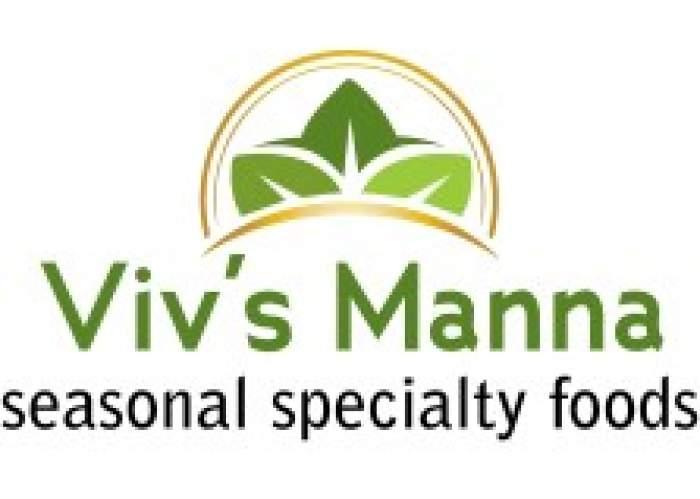 Vivs Manna Foods logo