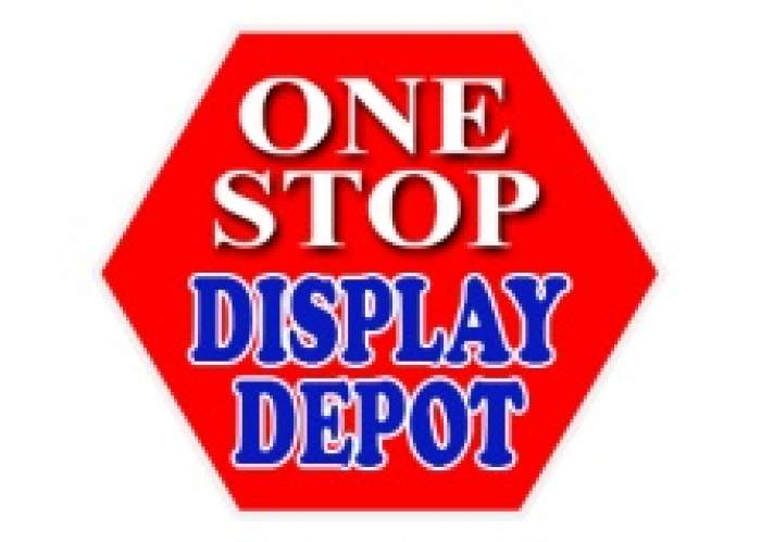 One Stop Display Depot logo