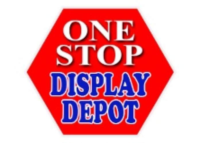 One Stop Display Depot logo