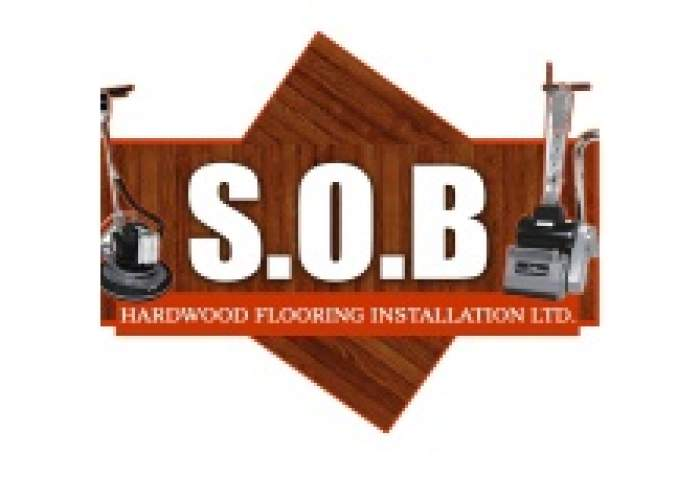 S.O.B Hardwood Flooring Installation Ltd logo